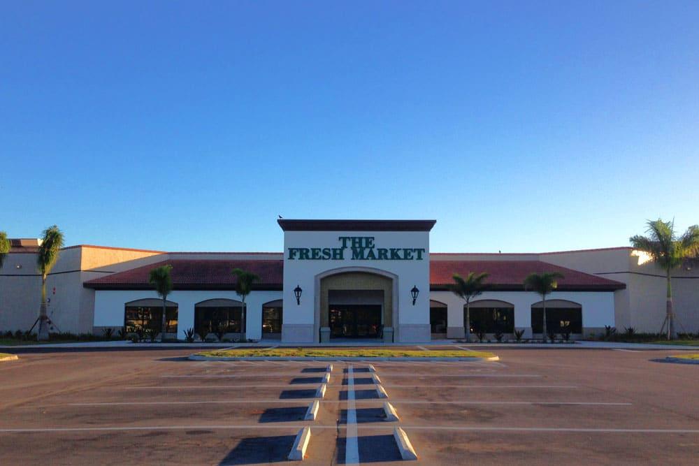The Fresh Market Storefront