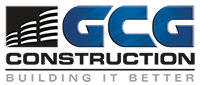 GCG Construction Mobile Logo