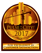 2017 Pulse of the City Award for Customer Satisfaction