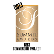 2013 Summit Awards Best Commercial Project