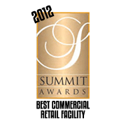 2012 Summit Awards Best Commercial Retail Facility