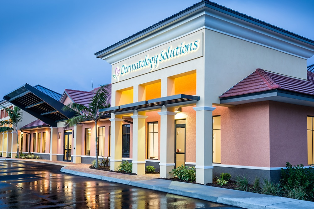 Dermatology Solutions Exterior
