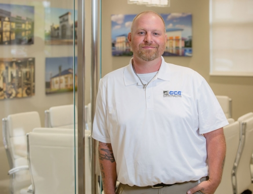 Employee Spotlight – Derrick Perry, Project Superintendent
