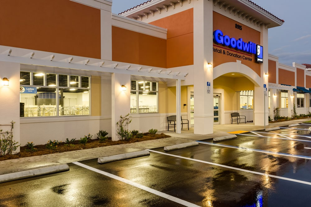 Goodwill Heritage Bay Storefront