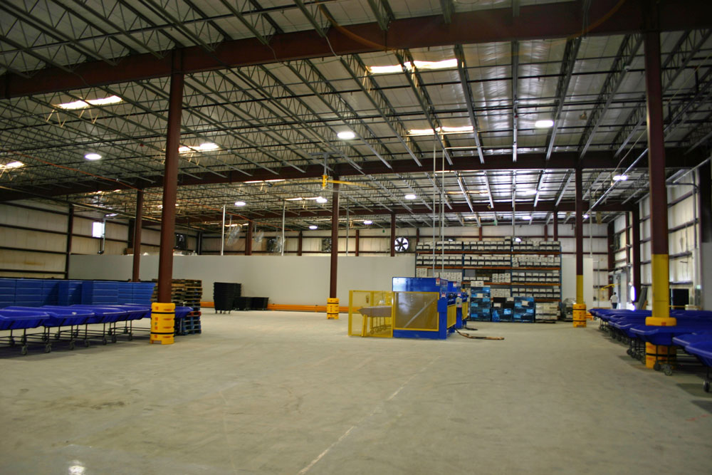 Goodwill Industries ~ Warehouse Operations - GCG Construction