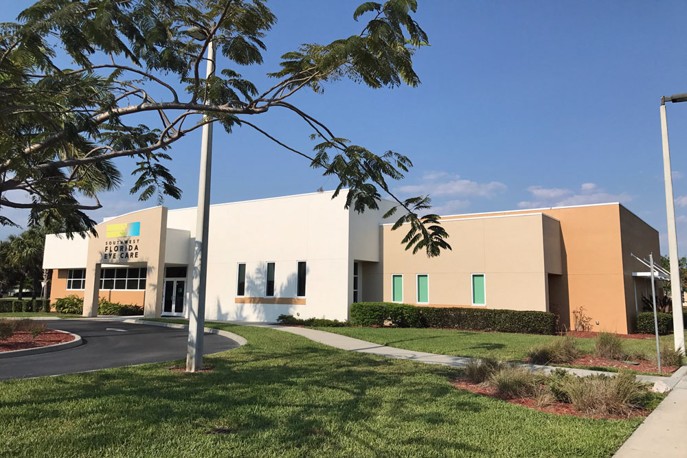 Southwest Florida Eye Care exterior