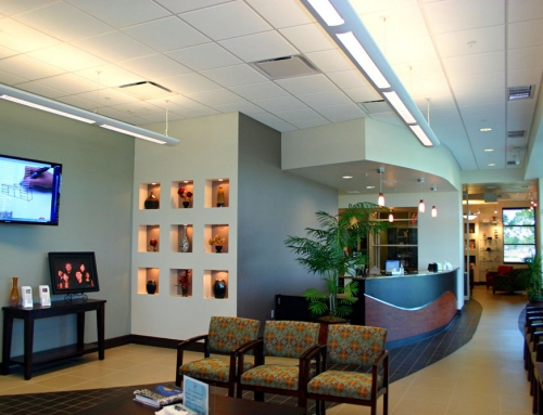 SWFL Eye Care Interiors