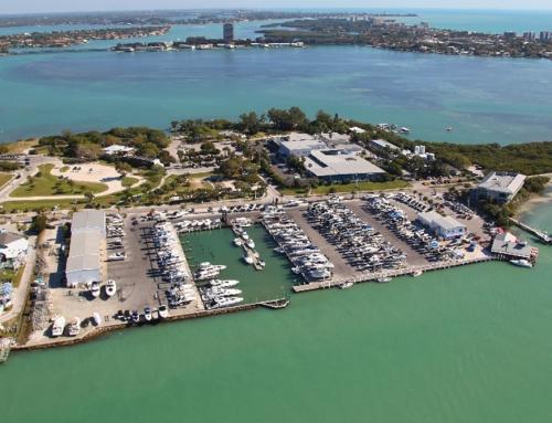 MarineMax Sarasota Marina