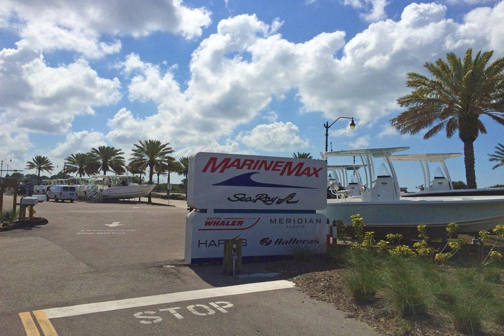 MarineMax Venice Marina