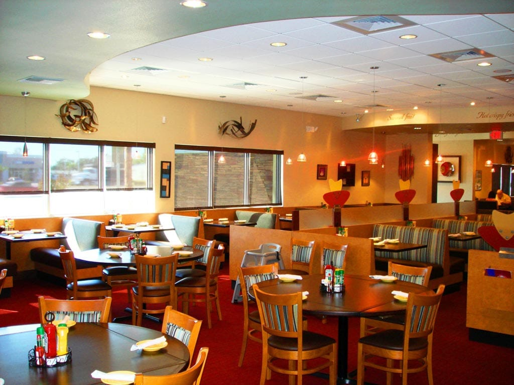 Mel S Diner Interiors Cape Coral Gcg Construction