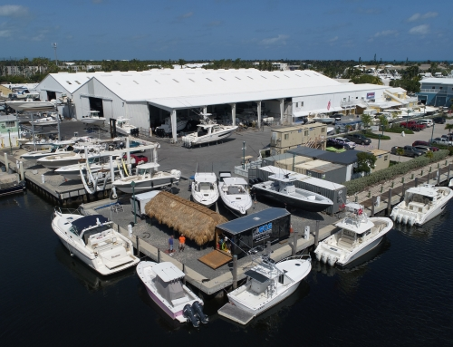 GCG Construction Puts the Finishing Touches on Ocean Reef Club's Premier Marina in the Wake of Hurricane Irma