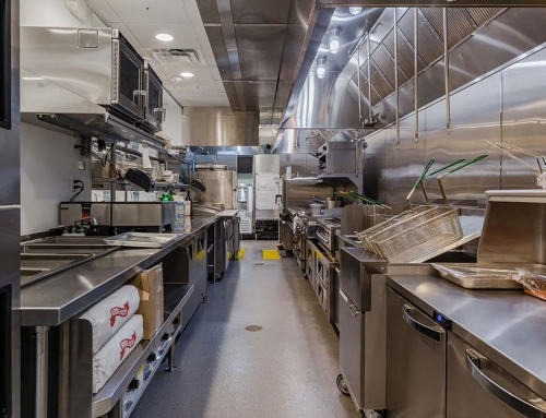 Deep Lagoon Seafood & Oyster House – Kitchen