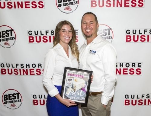 THANK YOU For Voting GCG in Best of Business Survey