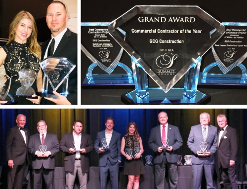 GCG wins the Grand Award for Commercial Contractor of the Year!!!
