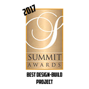 Summit Awards 2017 - Best Design-Build Project