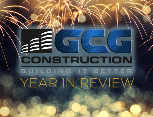 GCG Construction – Year in Review