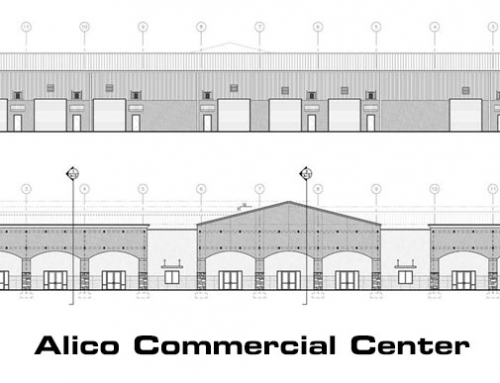 New Project Awarded to GCG Construction: Alico Commerical Center