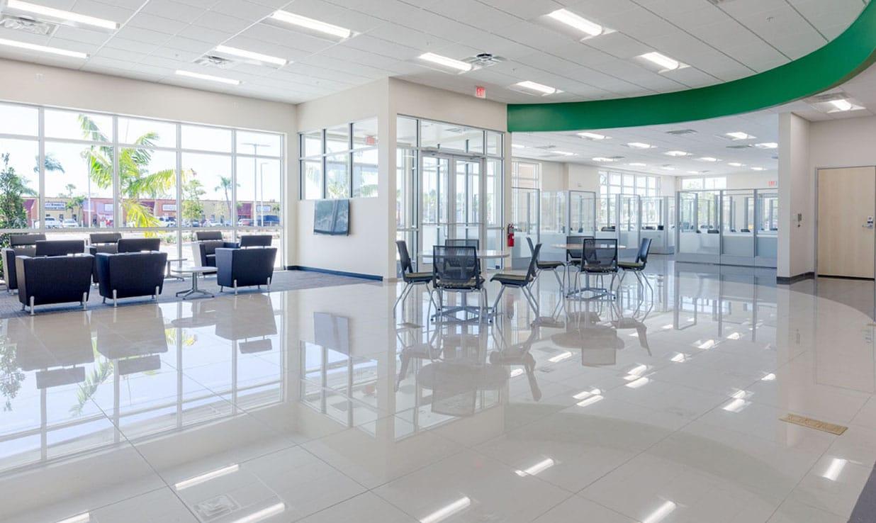 Enterprise Car Sales Showroom