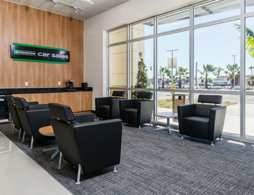 Enterprise Car Sales – Interior