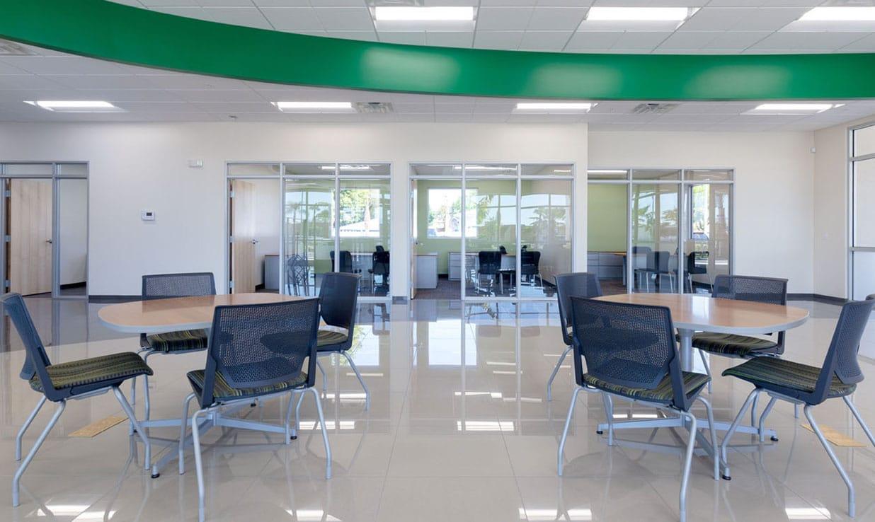 Enterprise Care Sales office desks