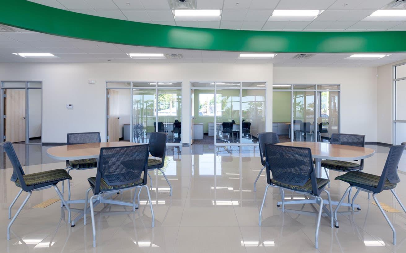 Enterprise Care Sales Interior