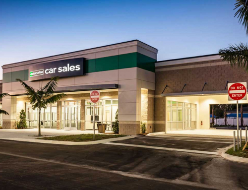 Enterprise Car Sales – Exterior