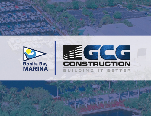 GCG Construction has been Awarded the Bonita Bay Marina – Dry Storage Expansion & Site Work Project