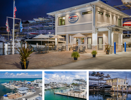 MarineMax Sarasota's Complete Marina Renovation is now Finished