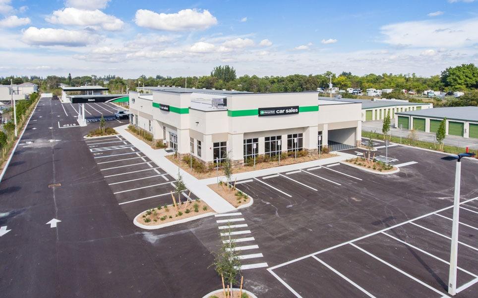 Enterprise Car Sales Building