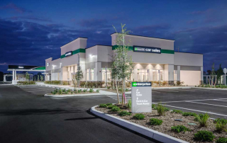 Enterprise Car Rental Build by GCG Construction