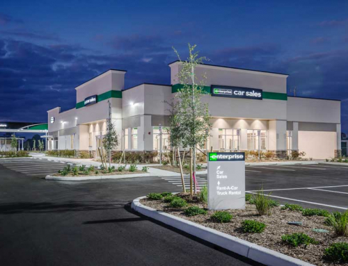 New Enterprise Car Sales & Rental Facility in Cape Coral is Now Complete